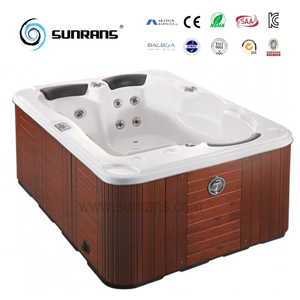 China Top Quality Freestanding Acrylic Balboa Jacuzzi Outdoor SPA ...
