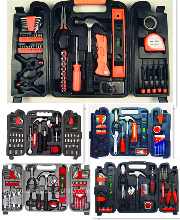 136PCS Professional Household Tool Kit (FY136B) pictures & photos