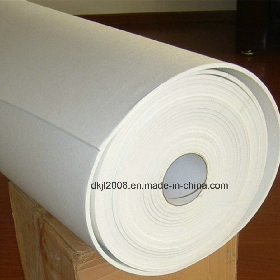 China 1260 Std Refractory Heat Insulation Ceramic Fiber