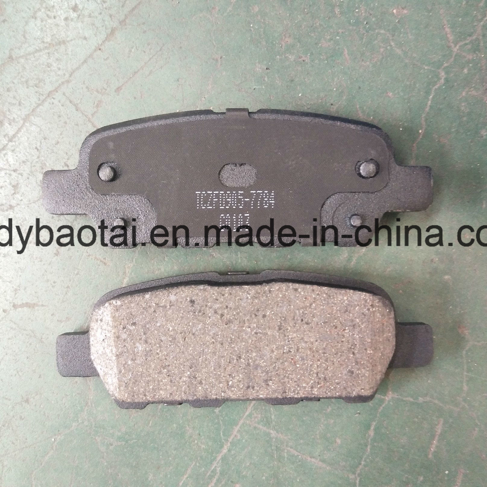 Best Quality Brake Pads For Nissan Altima Rear 440608h385