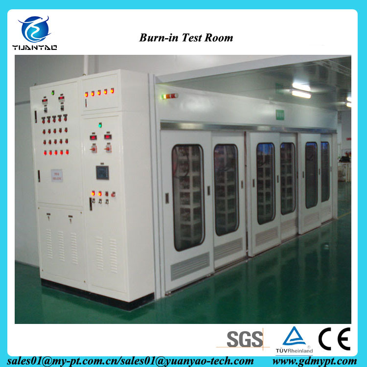 LED Lamps Heating Load Testing Equipment
