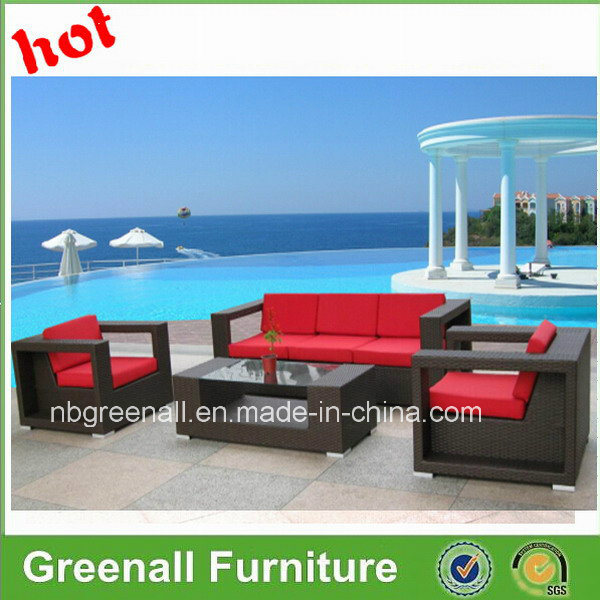 Elegant Handmake Rattan Patio Wicker Outdoor Garden Furniture pictures & photos