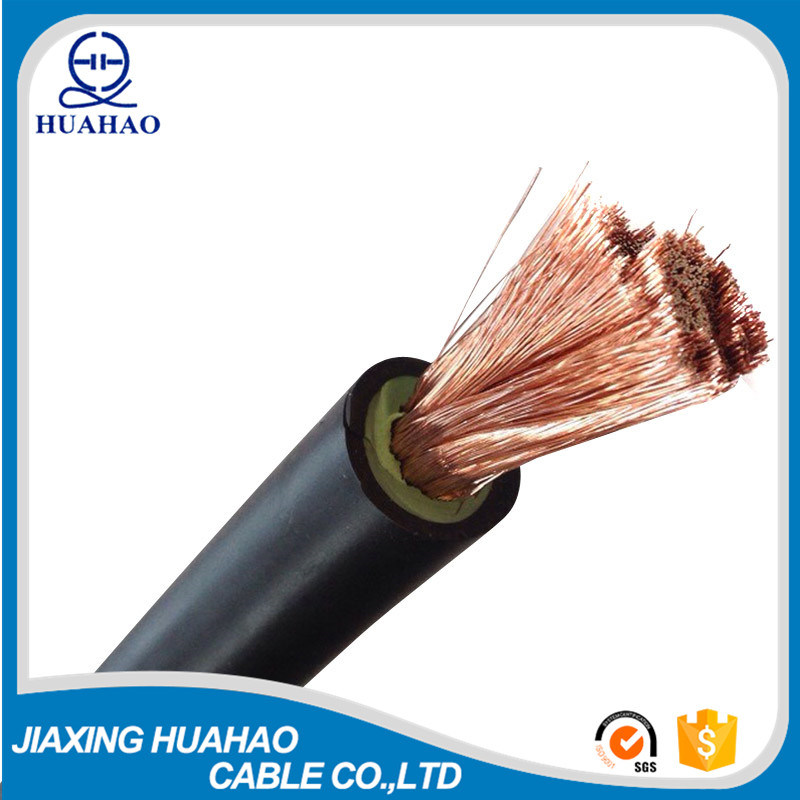 China Double Insulated Copper Condcutor Welding Cable (25mm2 35mm2 ...