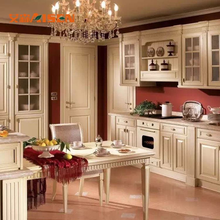 Hot Item Mini Kitchenette Ready Made Prefab Homes Canada Projects Solid Wood Kitchen Cabinets