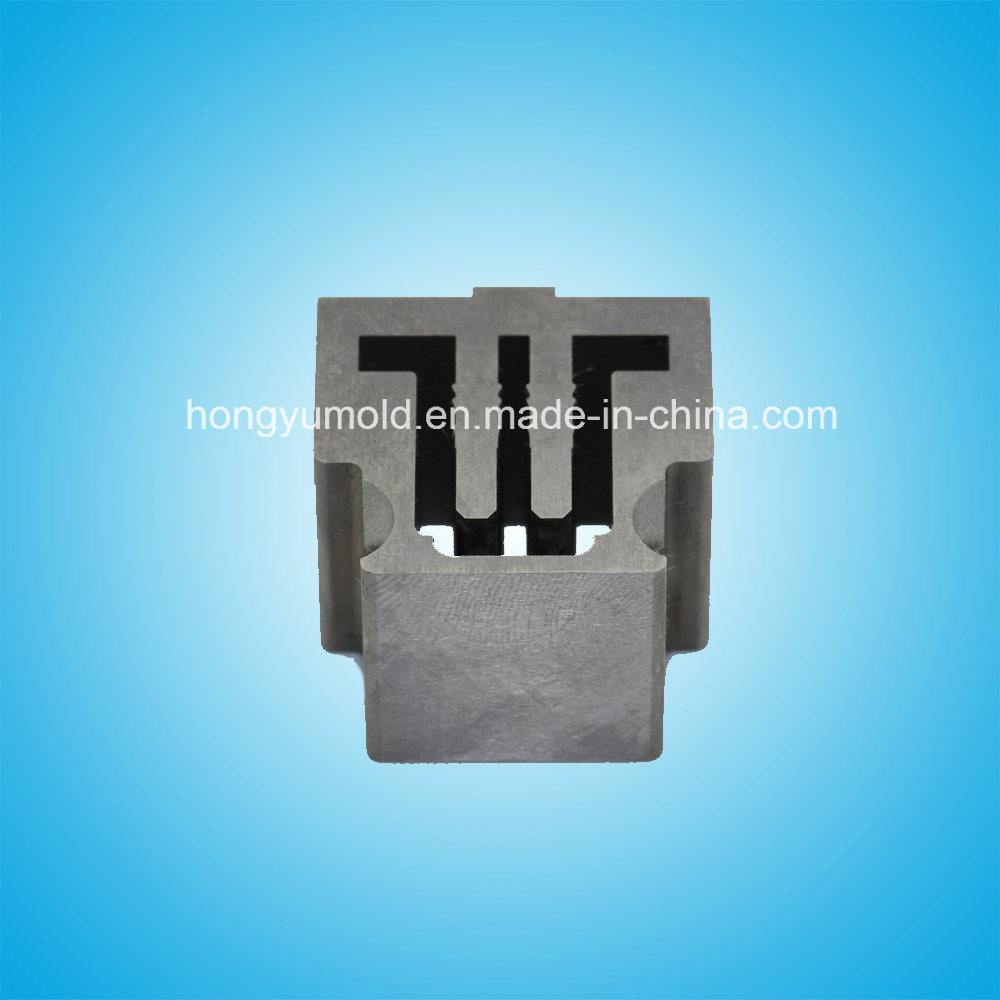 China Wire Cut Components for Continuous Stamping Dies - China Mould ...