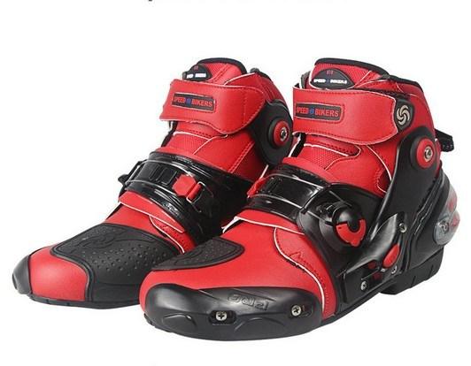 rabatt känsliga färger konkurrenskraftigt pris China Professional Motorcycle Boots Racing Shoes Motocross ...
