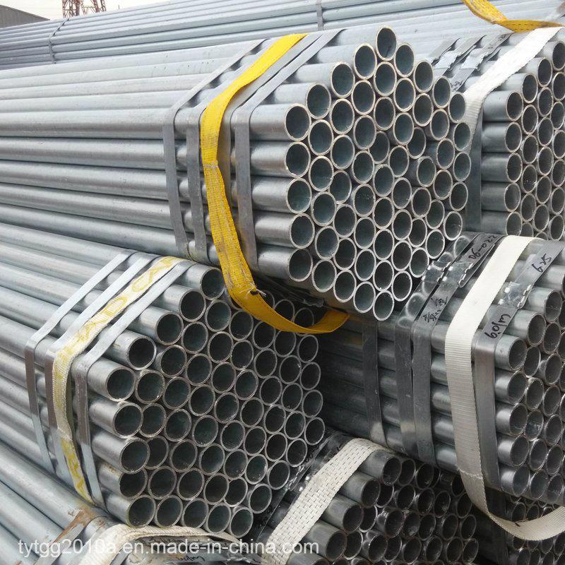[Hot Item] 4 Inch Hot Galvanized Steel Pipe Price List