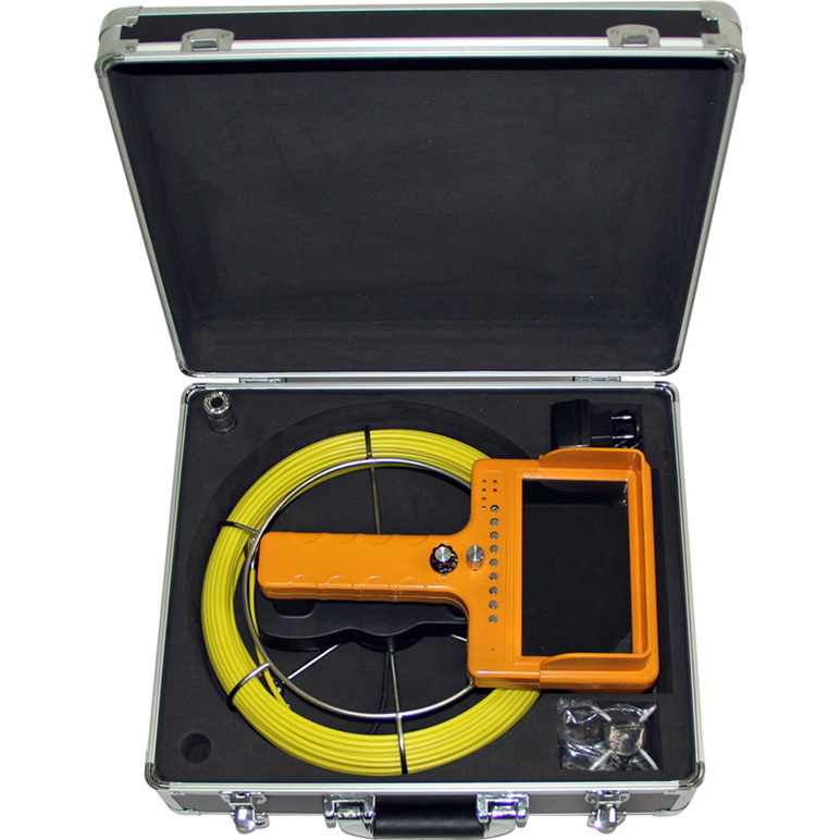 Providing Video Camera Storm Drain and Sewer Pipe Inspection Device
