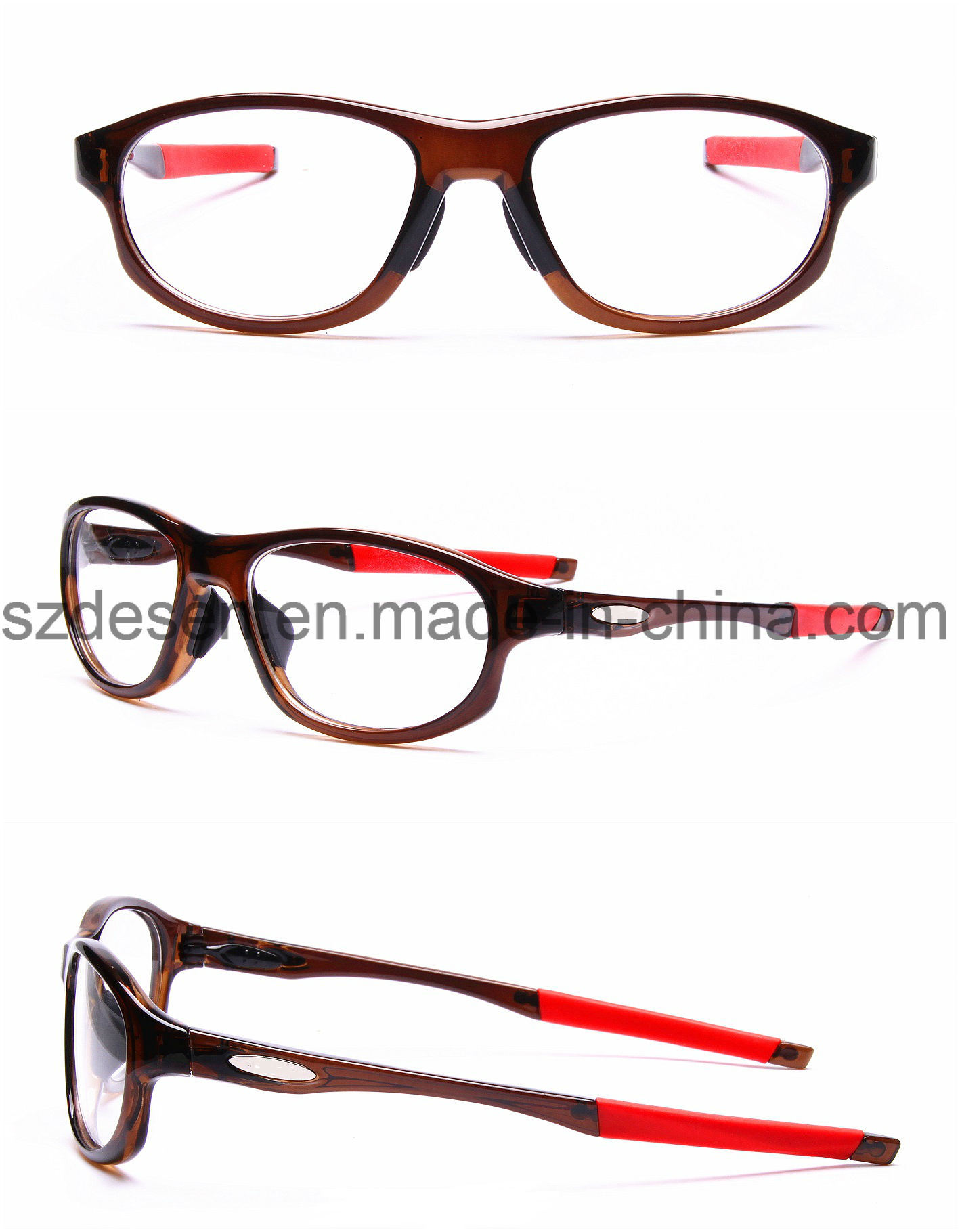 China Wholesale Sport Tr90 Optical Eyeglasses Frame - China Glasses ...