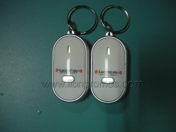 Personalized Logo Electric Gifts Whistle Key Finder pictures & photos