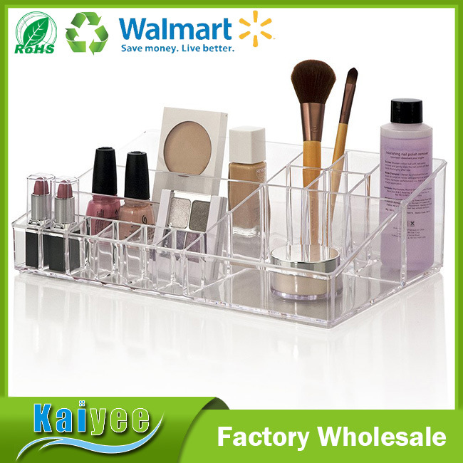 Multi Compartments Premium Quality Cosmetic Storage and Makeup Palette Organizer