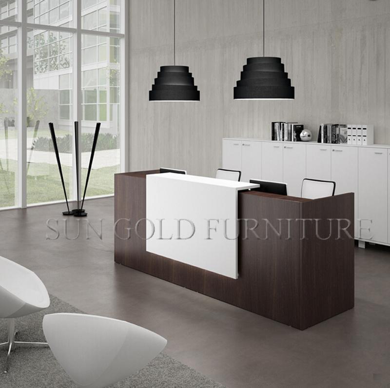 China Modern Antique Office Reception Table Salon Desks Sz Rt054 Desk