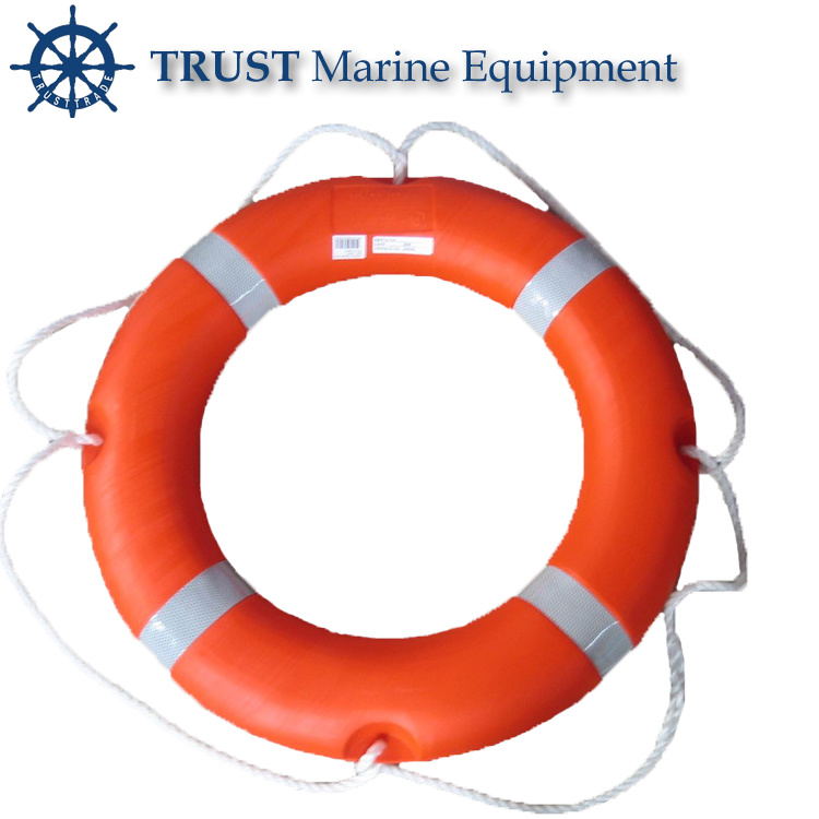 4.3kg Marine Lifebuoy Ring with Light and Smoke Signal