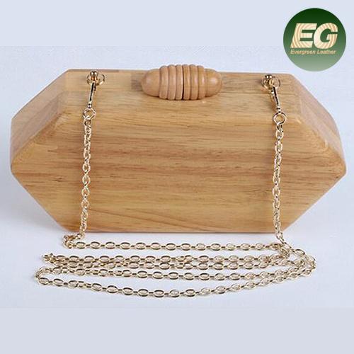 88e7086e5dbe Small Size Wooden Bag Evening Bags Lady Handbag for Party Diamond ...