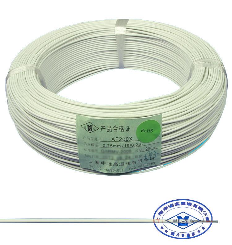 China High Temp FF46-1 Super Thin Teflon FEP Insulated Wire Photos ...