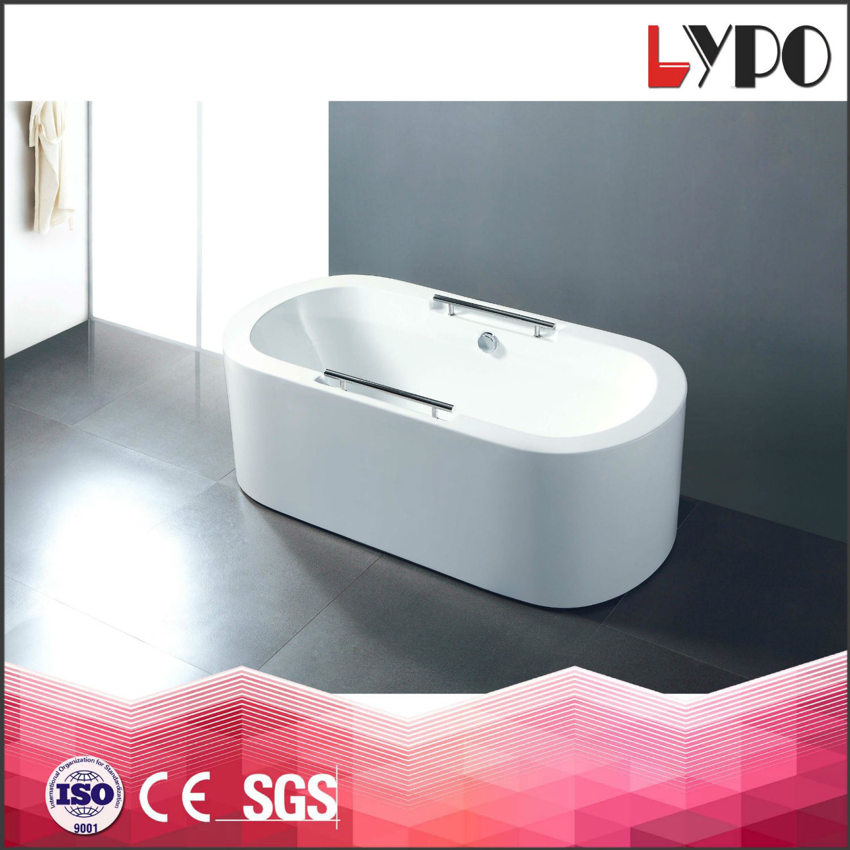 China K-8893 Hangzhou Factory Bathroom Soaking Tubs with Drain ...