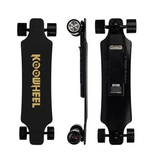 China Koowheel 2ND Gen  D3m Four Wheel Electric Skateboard, Canadian