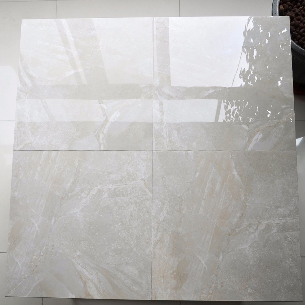 China New Design Many Faces White Porcelain Wall and Floor Tiles ...