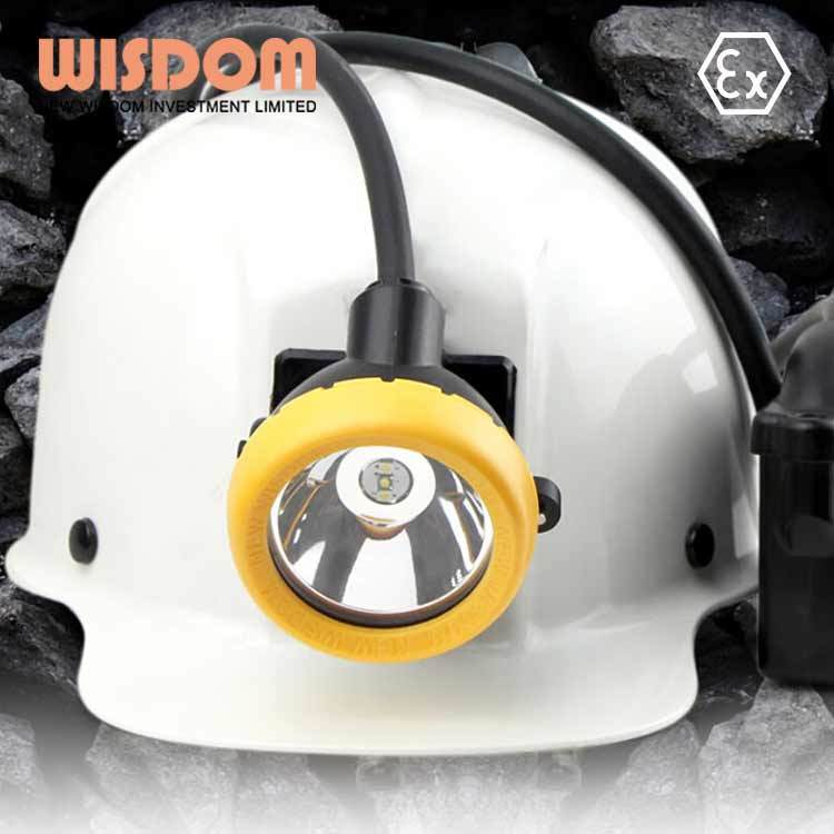 3W CREE 16000lux LED Coal Mining Lamp, Miner Safety Lamp pictures & photos