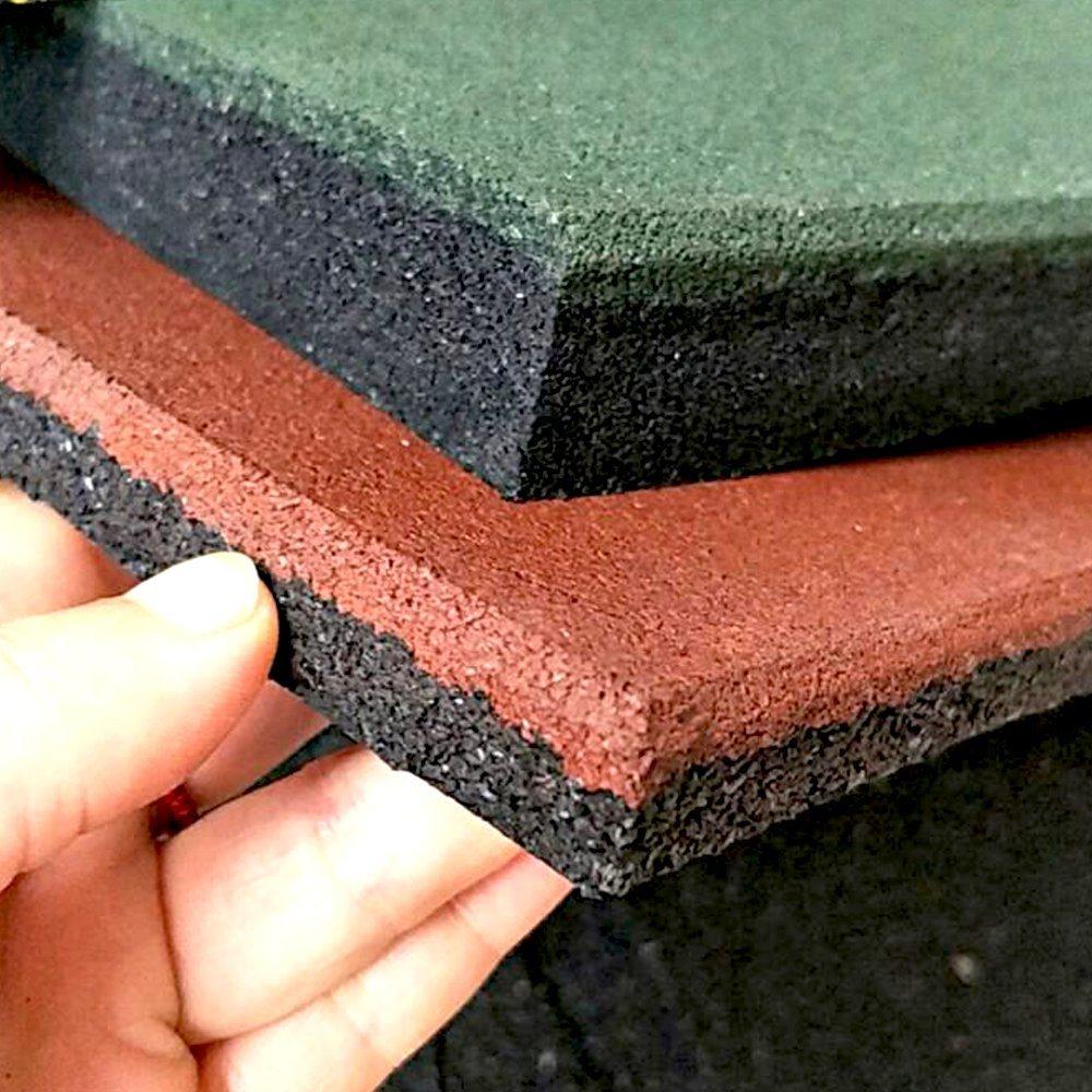China Rubber Flooring Floor