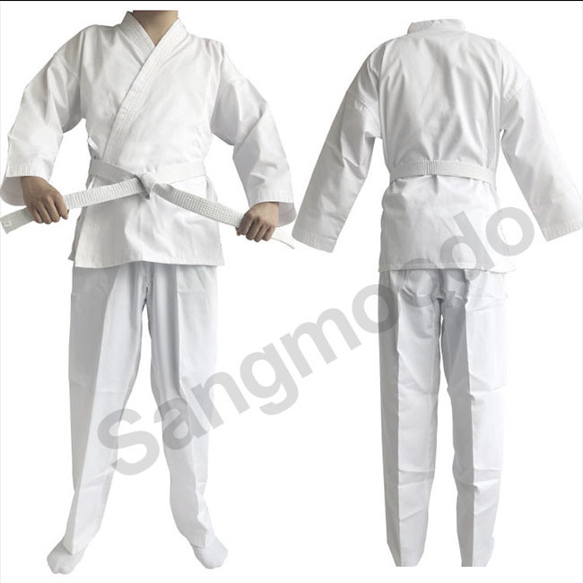 [Hot Item] Wholesale Custom Martial Arts Cotton Karate Gi Uniform for  Children & Adults