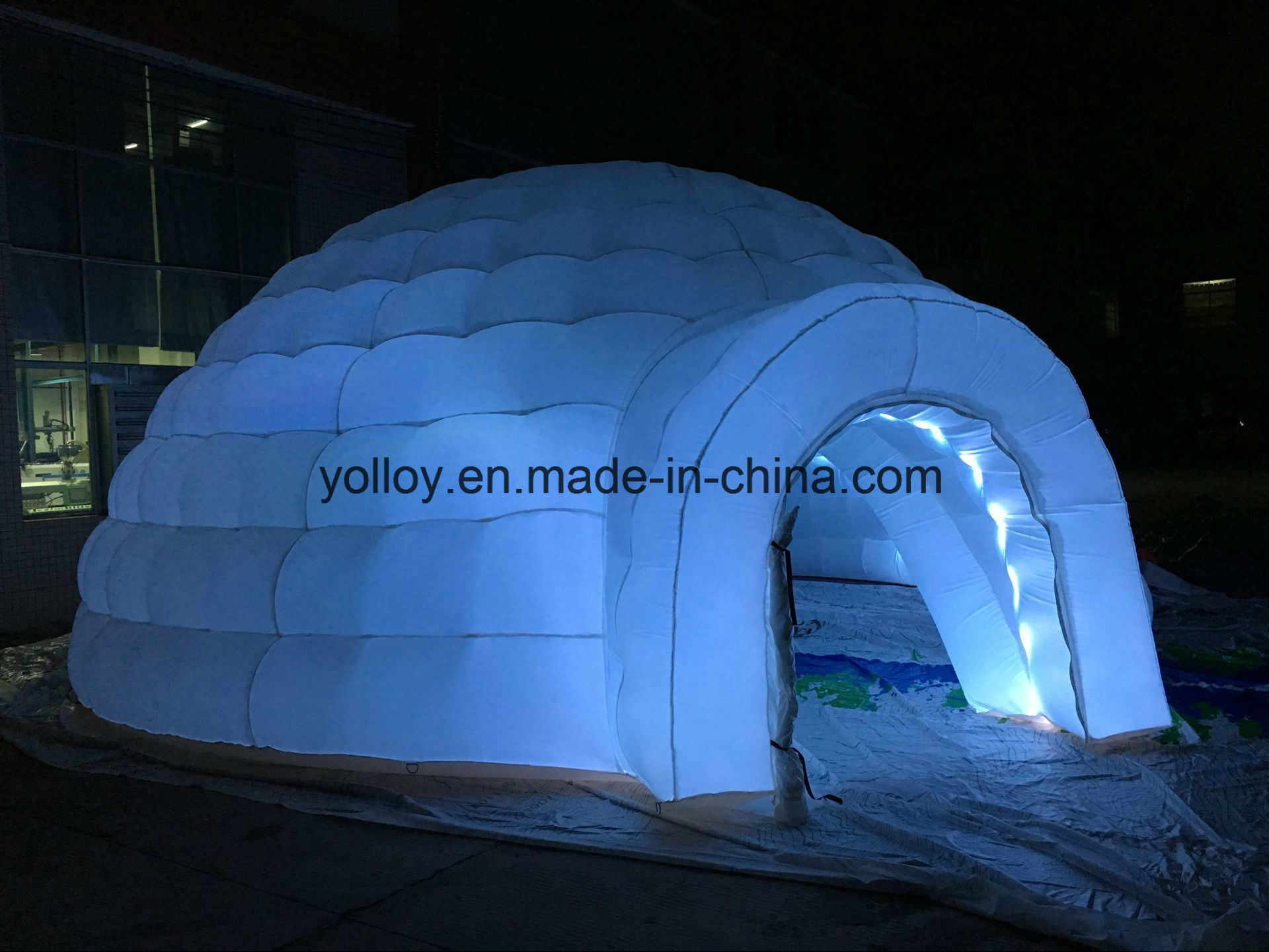Hot Item Led Inflatable Tent Lighting Dome Party For Event