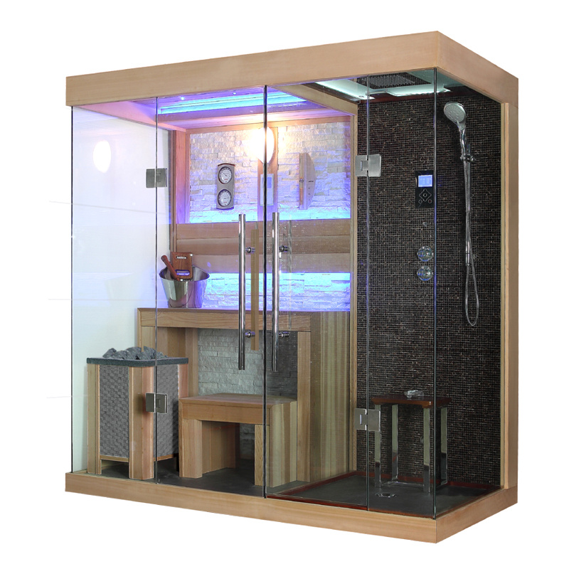 Luxury Steam Shower Sauna