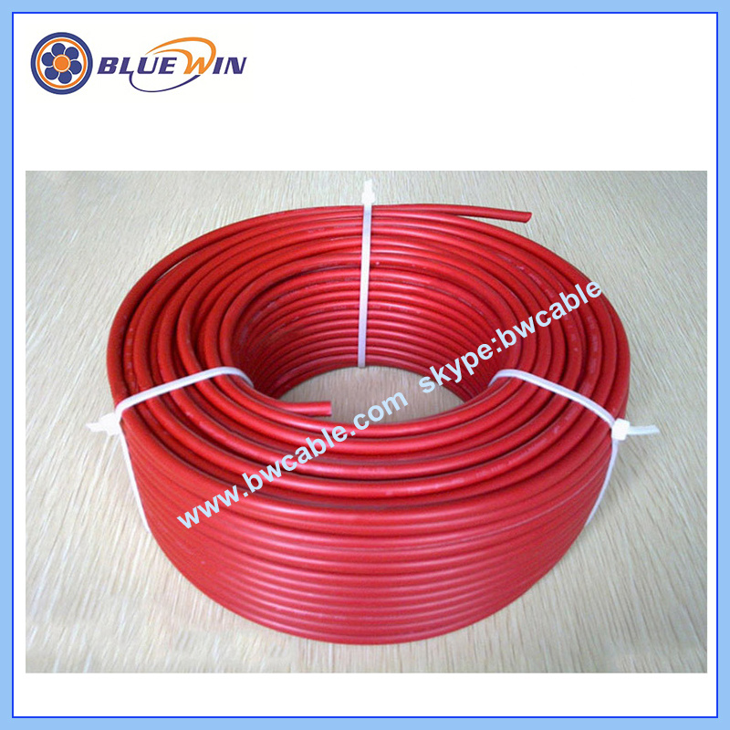 China Solar Panel Cable 6mm Solar Cable Current Rating 6mm Solar ...