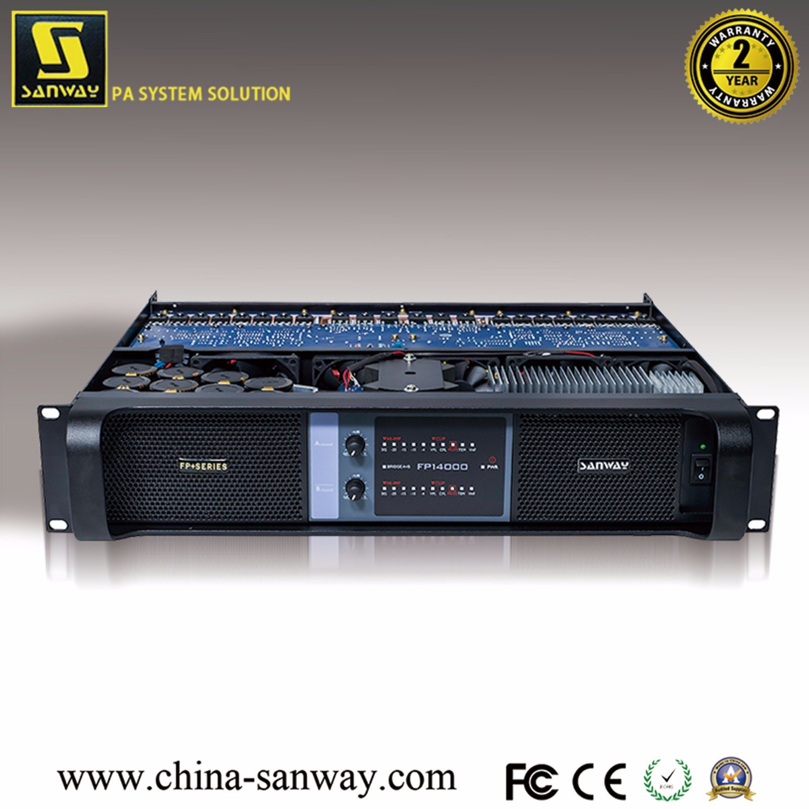 china fp14000 2 channel class td switching power amplifier professional audio amplifier pa. Black Bedroom Furniture Sets. Home Design Ideas