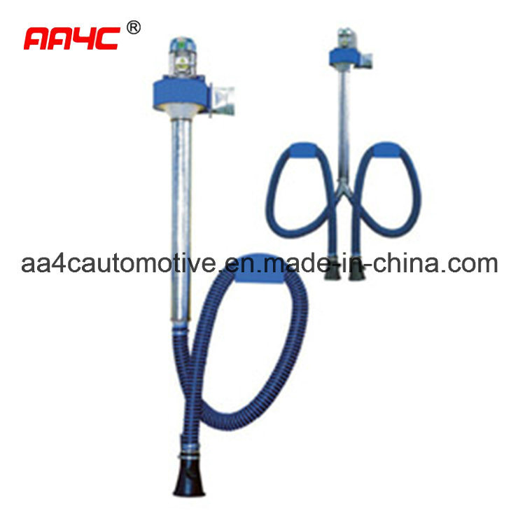 China Exhaust Extraction System Manual Plastic Tumbler Hose Reel