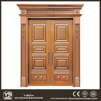 Coppman Contemporary Design Handmade Copper Door & China Coppman Contemporary Design Handmade Copper Door - China ...