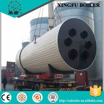 Waste Heat Recovery Steam Boiler