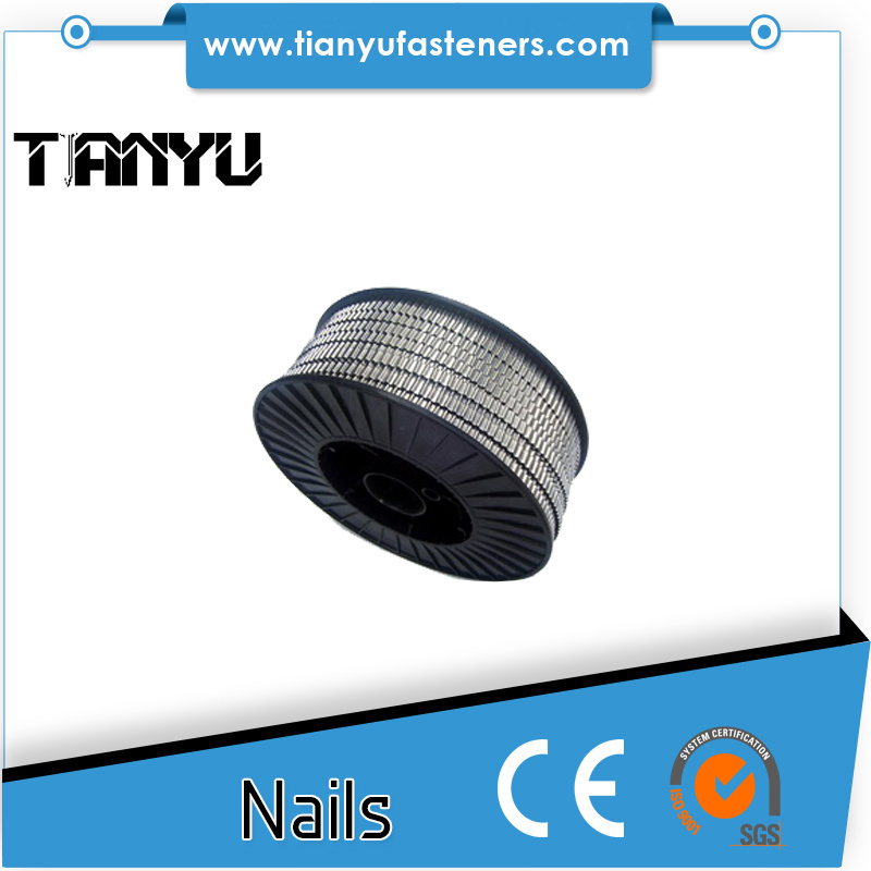 Leftside Nr Series Coil Corrugated Fasteners
