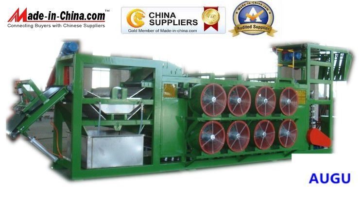 The Customizable Rubber Sheet Cooling Line From China