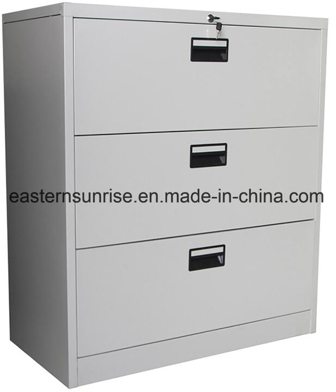 Cheap Durable Three Drawer Lateral File Cabinet pictures & photos