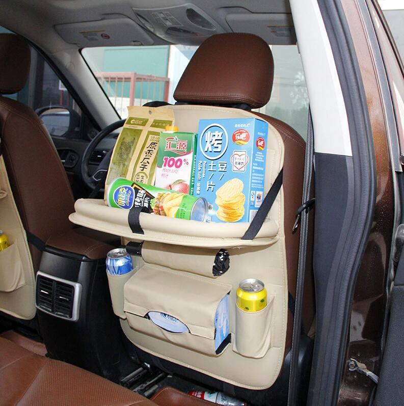 China IPad And Tablet Holder With Car Seat Organizer Photos