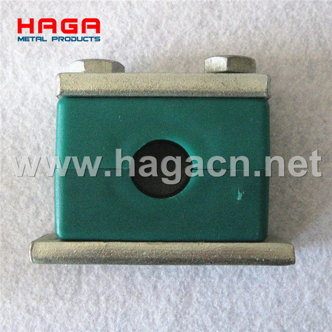 Carbon Steel Heavy Duty Hydraulic Hose Clamp