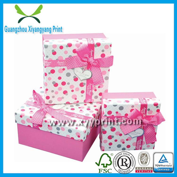 China Custom Printed Gift Box Packaging with Logo Print - China Gift Box Packaging Gift Box  sc 1 st  Guangzhou Xiyangyang Color Printing Co. Ltd. & China Custom Printed Gift Box Packaging with Logo Print - China Gift ...