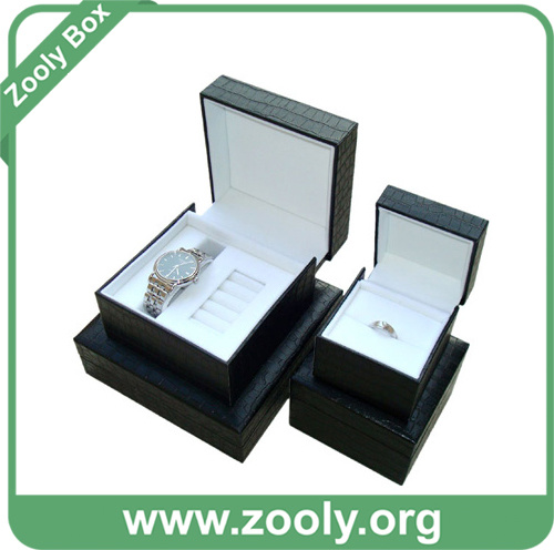 Paper Jewelry Gift Box/Cardboard Paper Necklace Bracelet Box / Watch Box pictures & photos