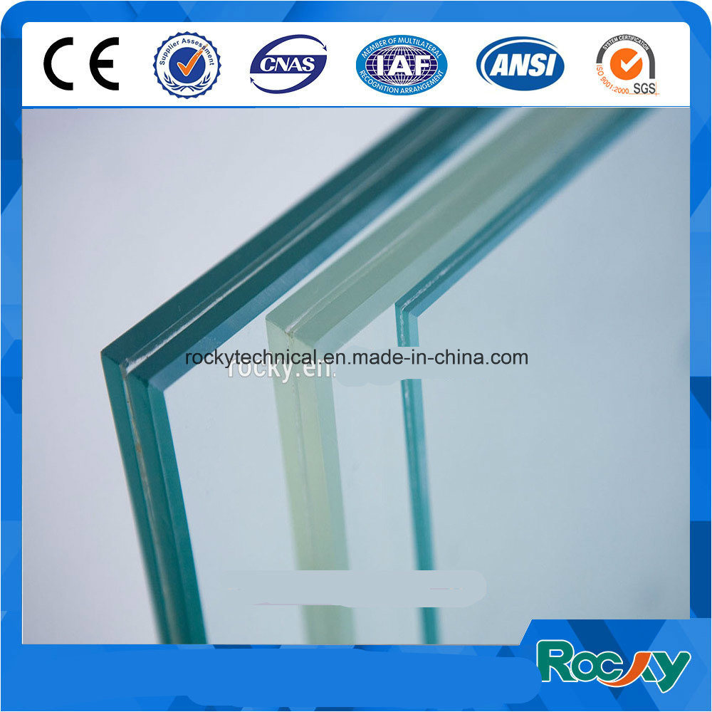 Hight Quality 6.38mm Clear Laminated Glass