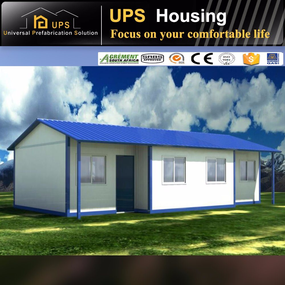 High Quality Cheap Sandwich Panel Prefab Houses in China