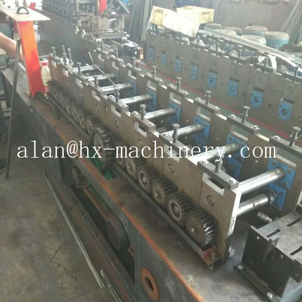T Bar Ceiling Tee Grid Main Cross Roll Forming Machine