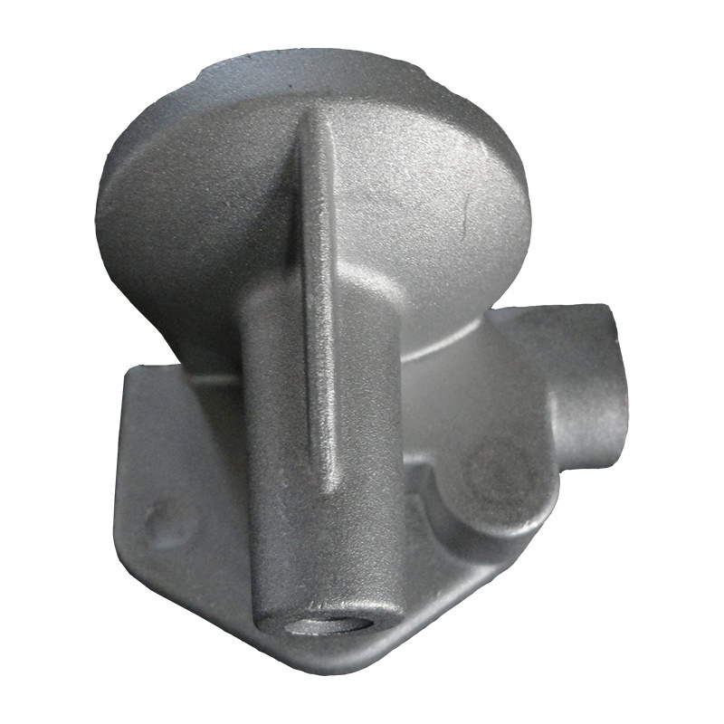 China OEM Custom Gravity Casting Aluminum Parts with Ts 16949