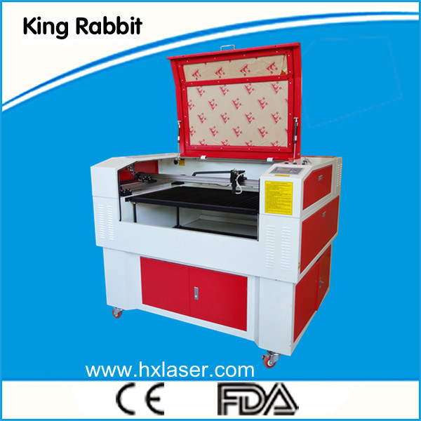 Rabbit Laser Engraving Cutting Machine Hx-1290se
