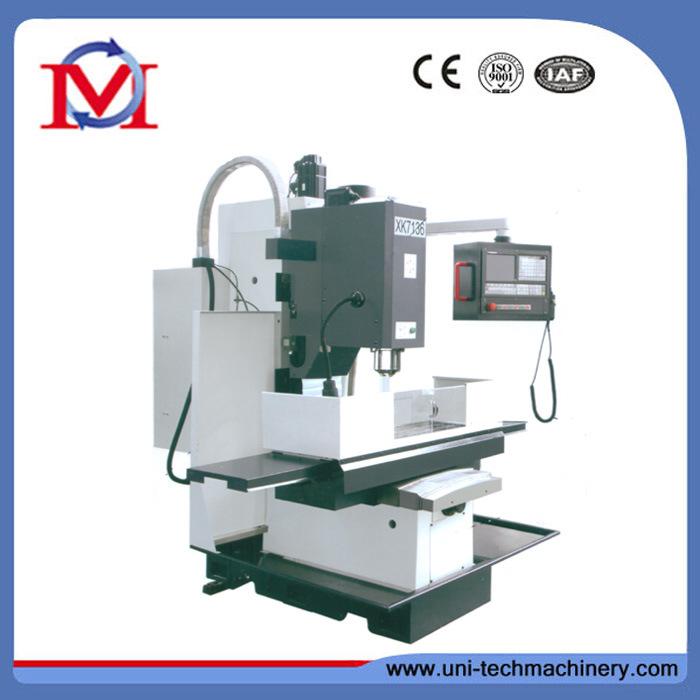 China Xk7136c Bench Top 3 Axis Cnc Milling Machine For Sale China Cnc Milling Machine Universal Tool Milling Machine