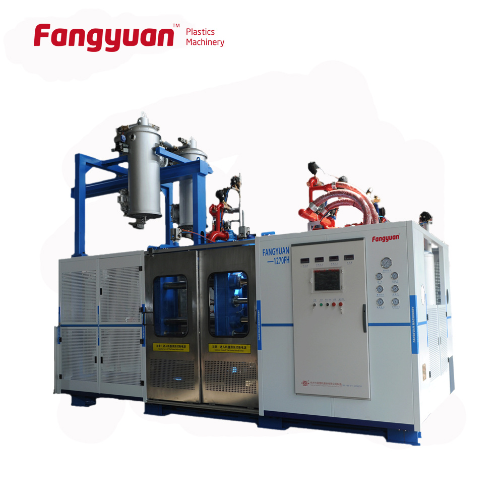 Fangyuan European Standard Automatic EPS Foam Machine pictures & photos