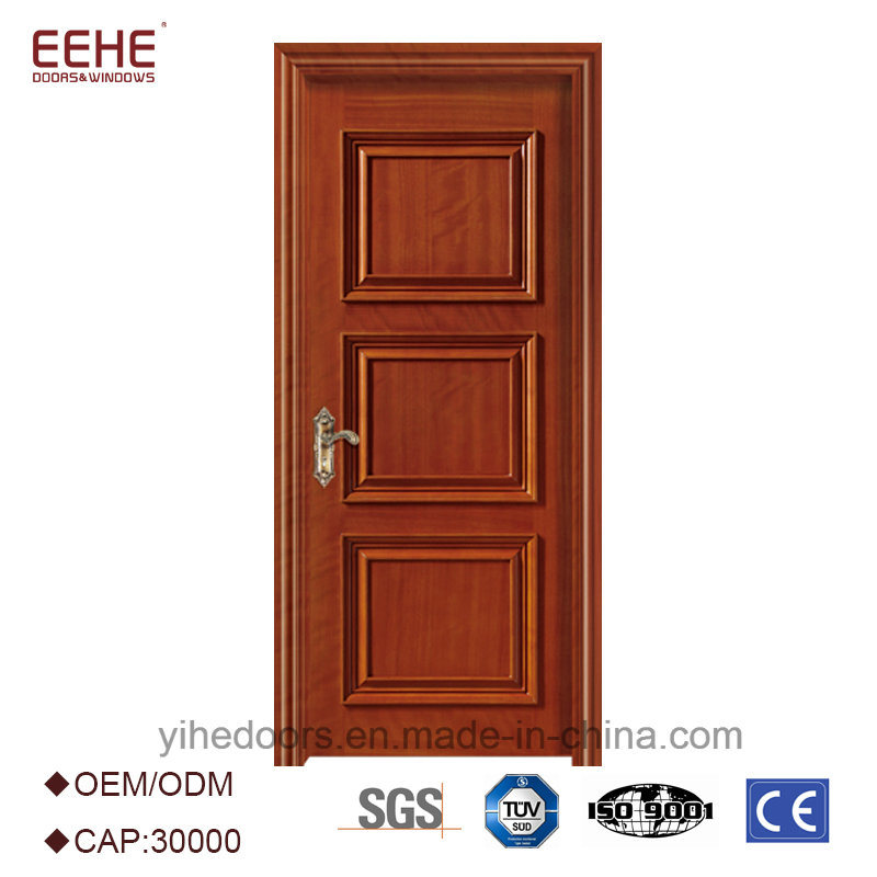 China Modern House Wooden Single Main Door Design Front ...