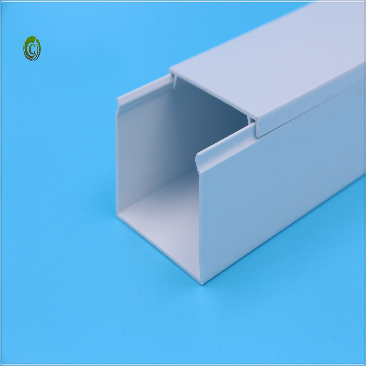 China 2018 PVC Electrical Wiring Duct Cable Trunking Plastic ...