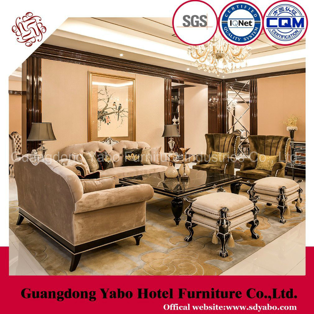 China Luxury Living Room Furniture Luxury Living Room Furniture
