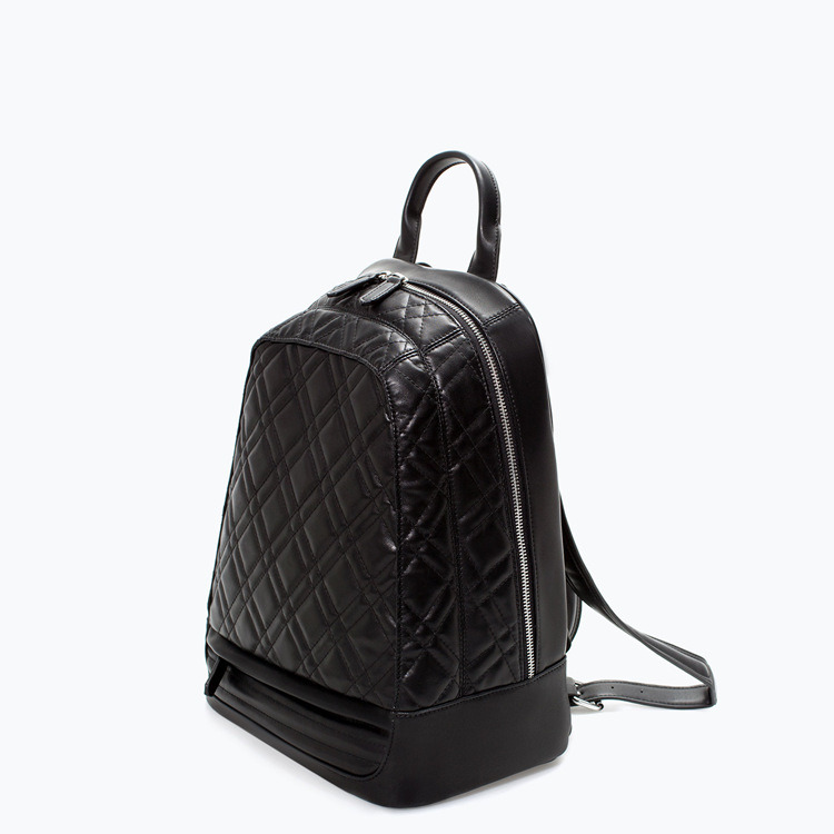 China Quilted Blank Backpacks Wholesale Women Shoulder Bag Photos ... 89a1218a5